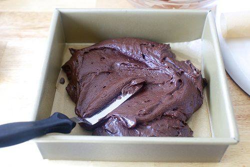 the 'i want chocolate cake' cake
