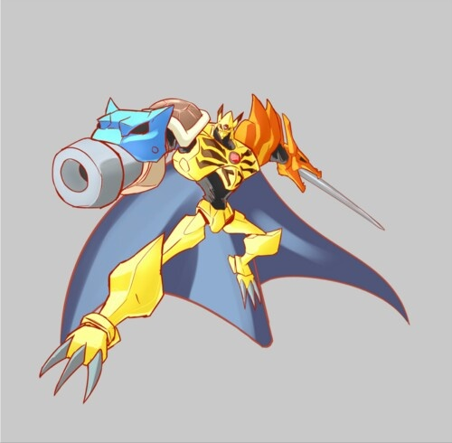 Pikachu charizard blastoise version of omnimon - Pokemon mega evolution y ...