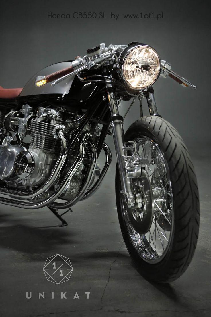 Honda CB 550 SL Unikat