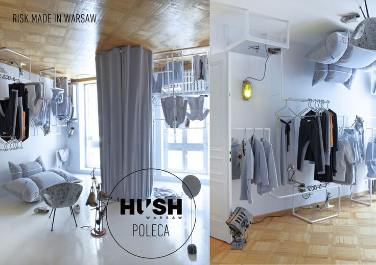 Risk Made in Warsaw_Hush Warsaw- fashion places recommended by HUSH Warsaw.