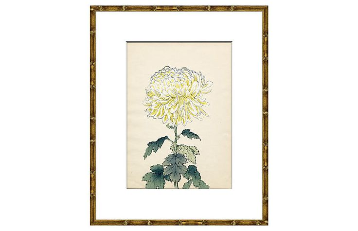Asian Flower IV $149.00