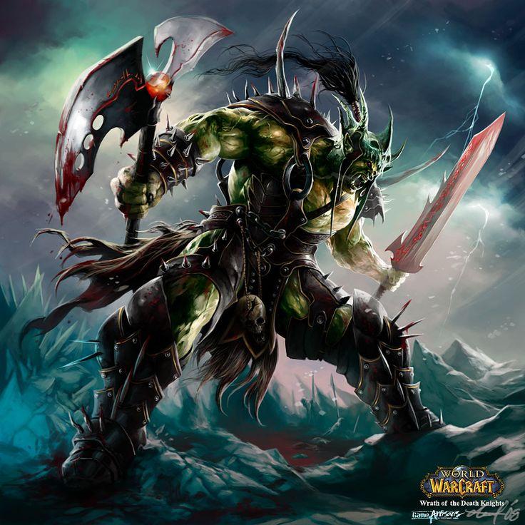 Battleworn Orc by MihaiRadu.deviantart.com on @deviantART ...