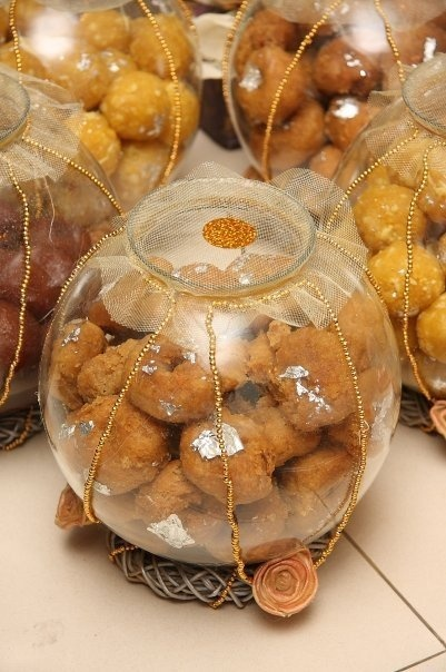 you can never have enough Bengali sweets