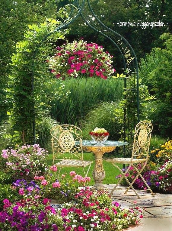 Fantasztikus kerti fotók - ötletek <3 - MindenegybenBlog