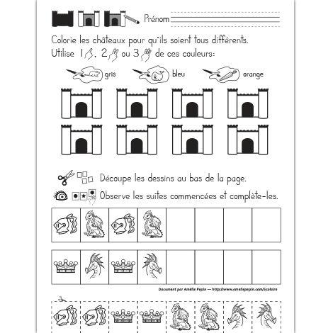 Combinaisons et suites, le Moyen Âge