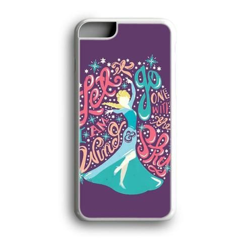 Princess Elsa Quotes Custom for iPhone Case and Samsung Case