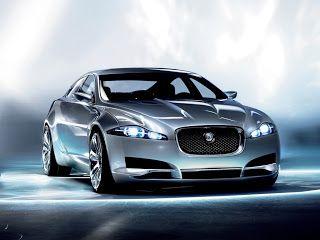 Jaguar C-XF Concept 2007 photo