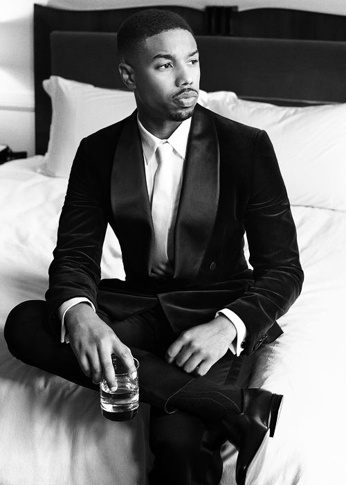 Yes please! Michael B. Jordan will be on big screens this weekend in #F4 and this Fall in #Apollo