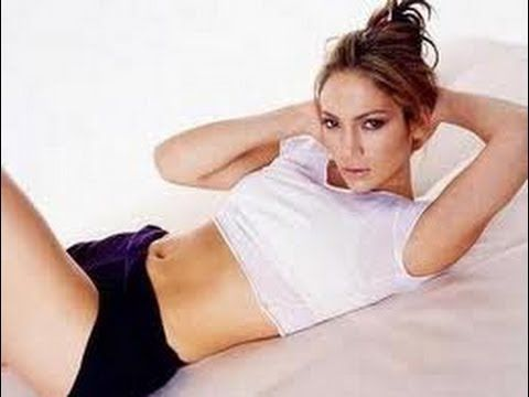 Jennifer Lopez Sexy Full Body Workout
