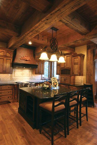 Awesome Doug Pitt Kitchen! I Love this Kitchen!