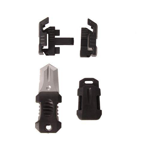 Mini Multifunction EDC Pocket Survival Cutting Tool MOLLE Webbing
