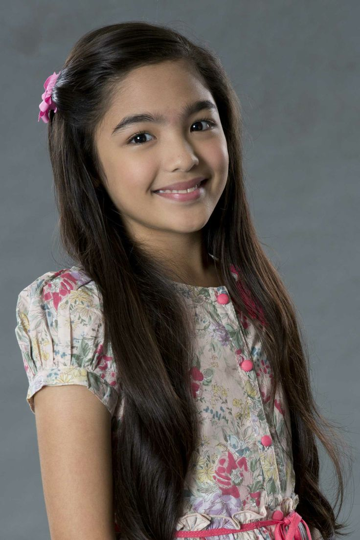 ANDREA BRILLANTES: From ANNALIZA to Kapamilya Tween Princess