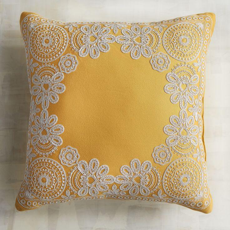 Pier One Decorative Lumbar Pillows : 24 best *Decor > Backrest Pillows* images on Pinterest