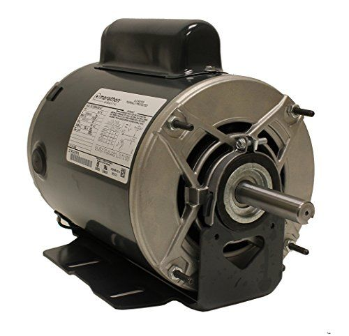 Marathon 4688 Fan and Blower Motor, Single/Split Phase, 1
