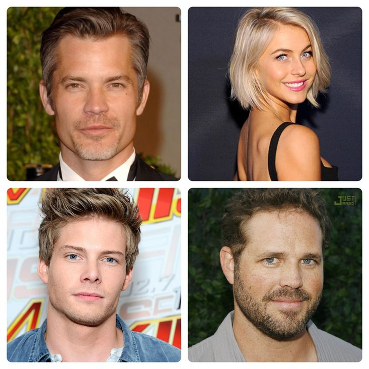 MCU Fantastic 4 Fan Cast what do you think? Timothy Olyphant as Mr. Fantastic Julianne Hough as Invisible Woman Hunter Parrish as Human Torch David Denman as The Thing