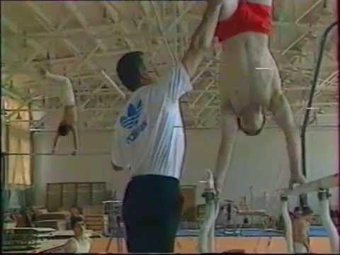4 ans plus tard, Vitali Sherbo participera au Jeux Olympique d'Atlanta où il obtiendra 6 médailles d'or!  LA légende de la gymnastique mondiale encore inégalé!!!  #gymnastique #légende #benestarfrance #vitalisherbo #sport #urss