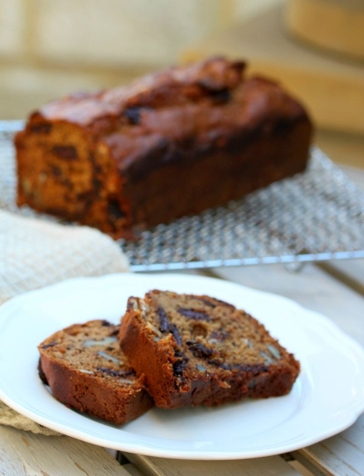 THE BEST banana bread recipe you will ever make! Chocolate, meets banana, meets delicious.