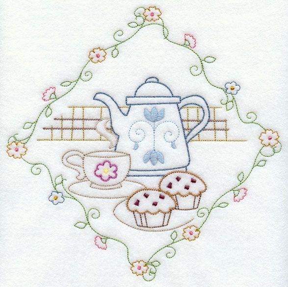 tea time!  :)