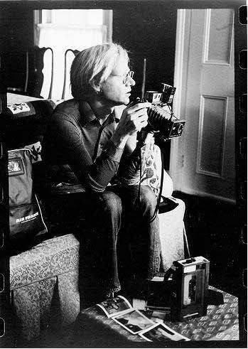 Warhol's Art Associate Gerard Malanga to Showcase Prints at Photo London 2015 · Lomography