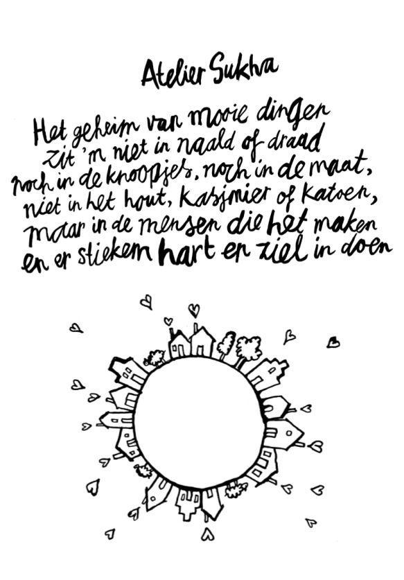 Atelier Sukha Poem   Atelier Sukha https://www.atelier-sukha.nl/product-category/paperwork/
