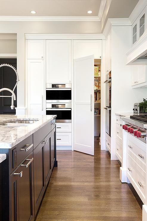 The 25 Best Hidden Pantry Ideas On Pinterest Hidden Rooms Kitchen Pantries And Dream Kitchens