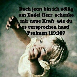 Psalmen 119:107