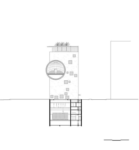 Museu da Imagem e do Som – RJ – Brasil Arquitetura | concursosdeprojeto.org
