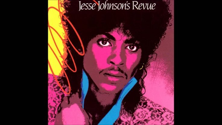 Jesse Johnson (Be Your Man)