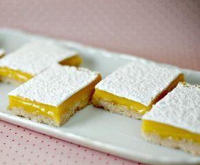 Να, μία συνταγή για γλυκό με λεμόνι που θα ενθουσιάσει τους φίλους που θα έρθουν το βράδυ στο σπίτι για φαγητό.