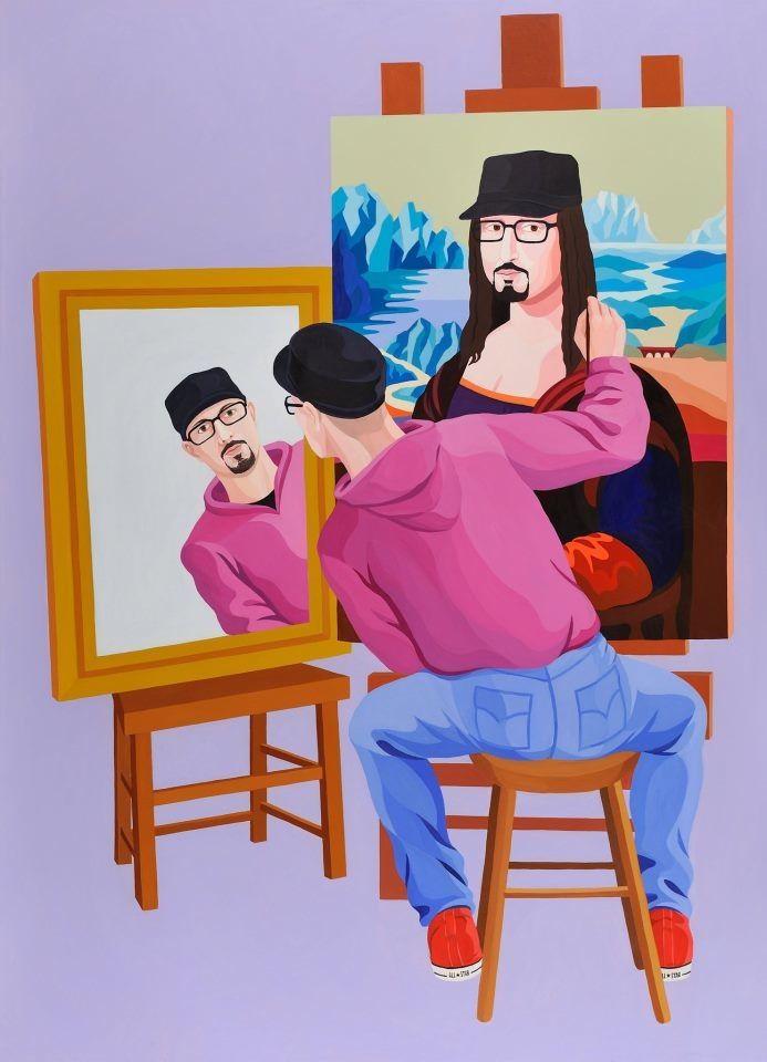 Self Portrait, 2011