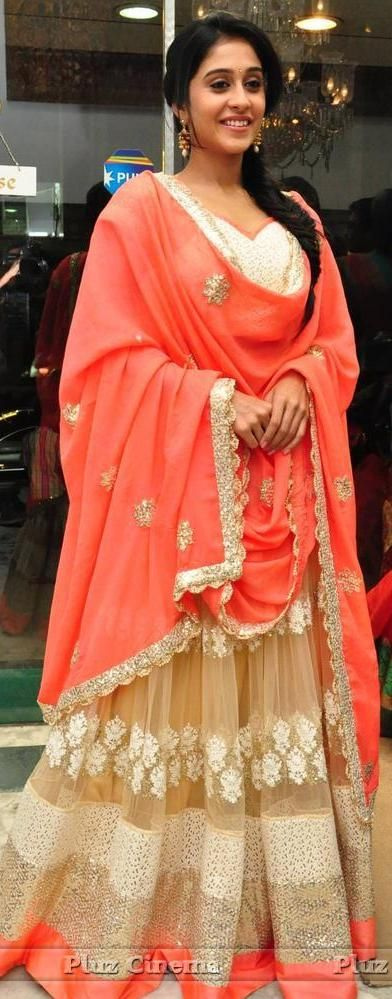 Pinterest:@Littlehub || คdamant love on Anarkali's ✿。。ღ || Regina in a floor length anarkali ..