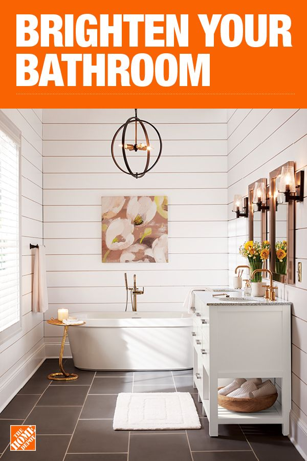 The Home Depot Has Everything You Need For Your Home Improvement Projects Click To Learn More And Shop Available L Bathroom Shower Design Bathroom Design Home