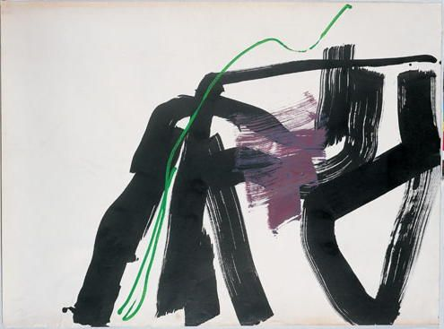 Jean Miotte - La voie (1962)