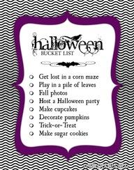 Halloween bucket list-go to peepaws haunted porch and watch hocus pocus!!