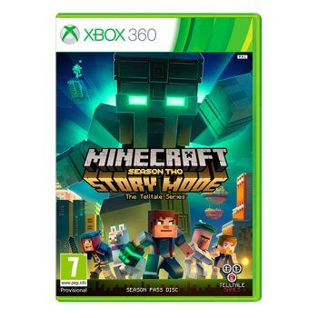 Minecraft Story Mode: Season Two The Telltale Series X360