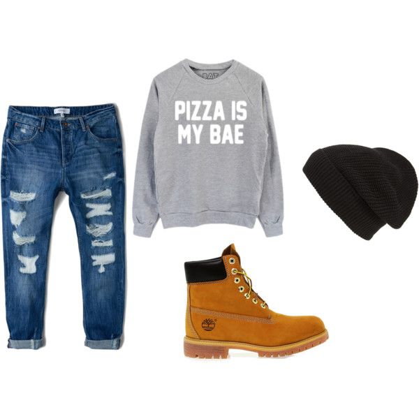 School by sch-csilla on Polyvore featuring polyvore, Mode, style, MANGO, Timberland and Phase 3