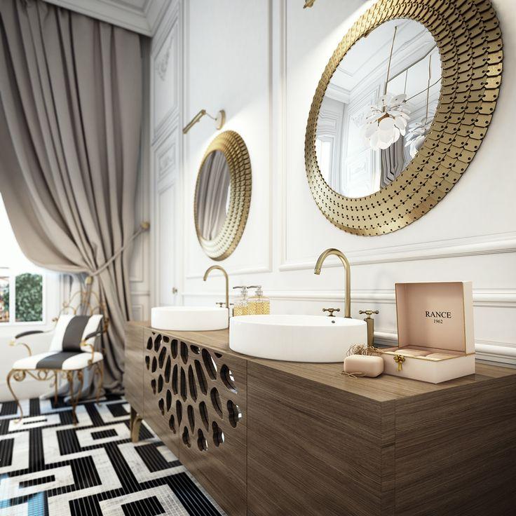Apartment In Saint Germain By Ando Studio 16