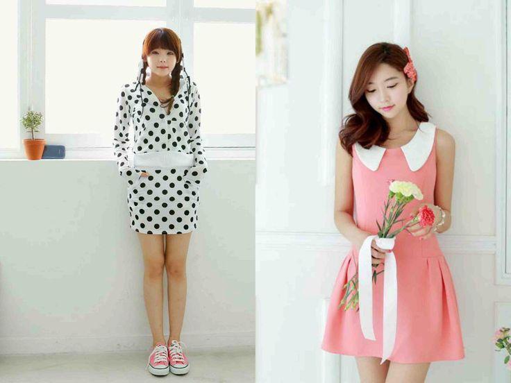 Resultado de imagen para chicas asiaticas en vestidos de verano imagenes