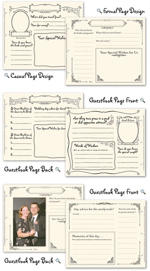 34 best images about DYI Printable Wedding Guest Book Alternative – Guest Book Template