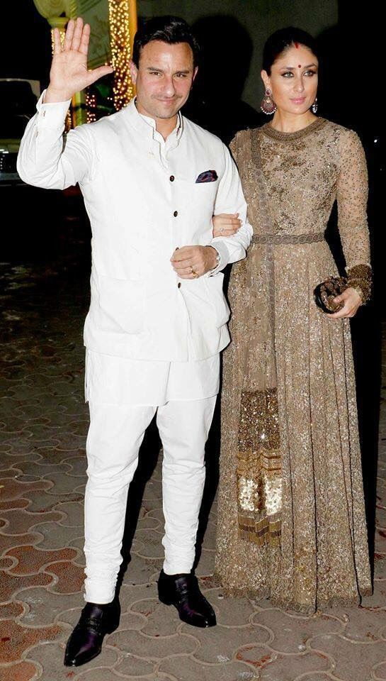 SLAY! Diwali 2015 Kareena Kapoor Khan & Saif Ali Khan