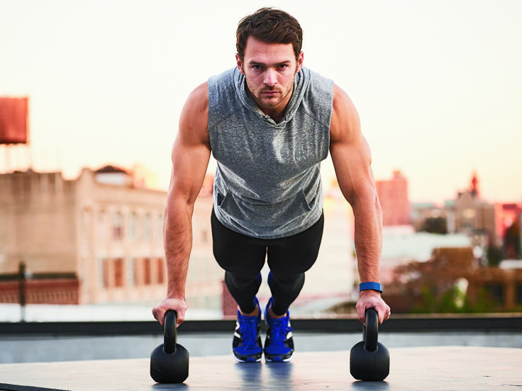These quick and easy workout routines eliminate flab and improve your physique, even if you're five feet from your couch.