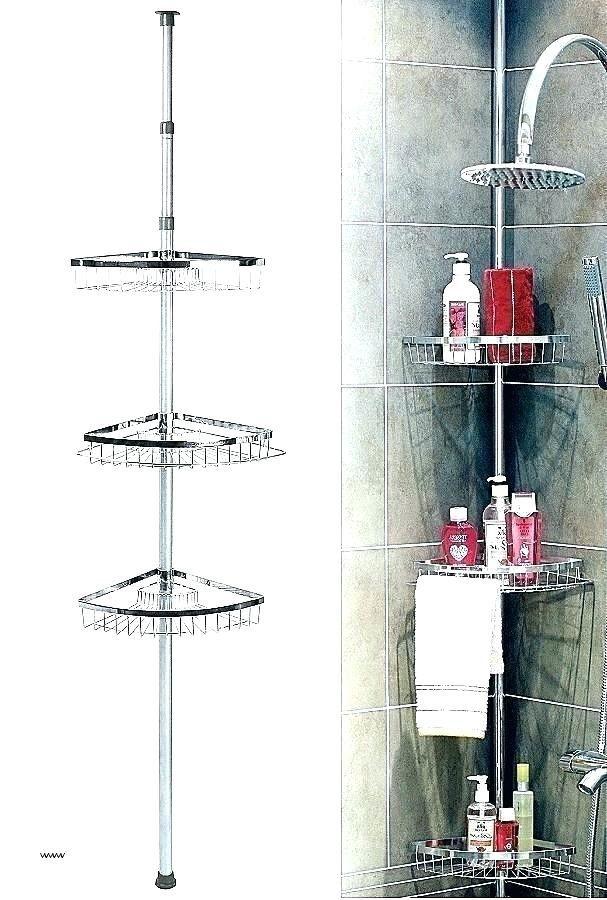 Badezimmer Regale Ohne Bohren Collection In 2020 Bathroom