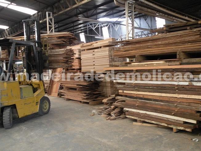 Madeira de Demolição.com - Unidade Vila Carrão (Madeireira) - Veja mais em www.madeiradedemolicao.com