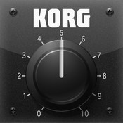 KORG iMS-20    iMS-20 is an analog synth studio; a complete recreation of the Korg MS-20 synth, an analog sequencer, a drum machine, and even Korg's Kaoss Pad technology. Plus, you can share your songs online via the SoundCloud!