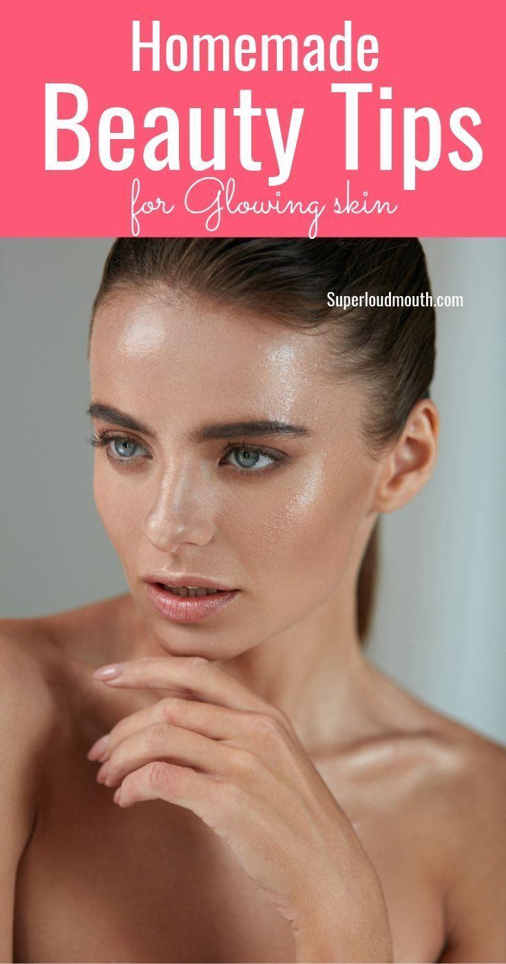 8 Super Effective Beauty Tips for Flawless Glowing Skin  Beauty