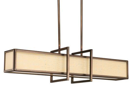 Haven Rectangle Progress Lighting Ceiling Pendant - #EUR7793 - Euro Style Lighting $519.12