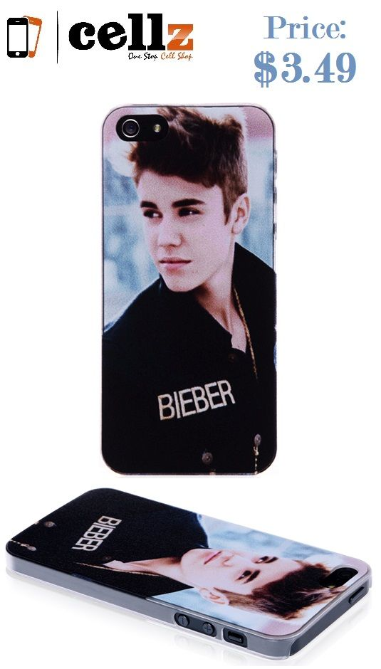 Justin Bieber Protective Case for iPhone 5 5S - Famous Singer Bieber iPhone 5 Case #justin #bieber #case #cover #iphone #iphone5 #famous #singer #iphonecase #iphone5case #iphonecover #biebercase  $3.49