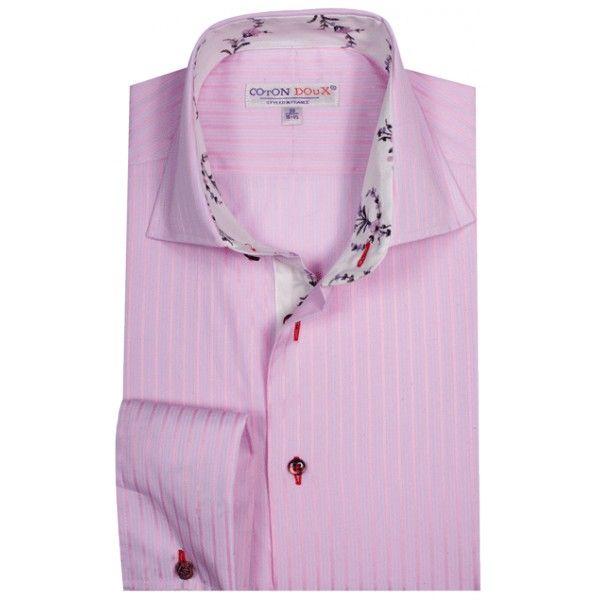 http://www.cotondoux.com/7529-thickbox/chemise-homme-poignet-mousquetaire-rayures-imprime-fleur.jpg