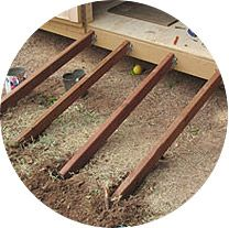 install shed ramp