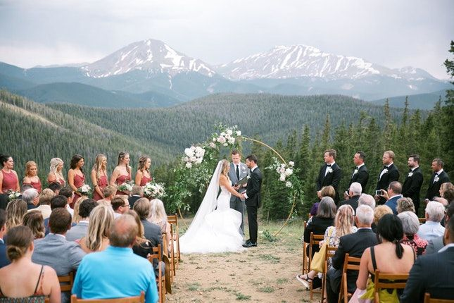 Timber Ridge Wedding Venue Keystone Co 80435 In 2020 Colorado Wedding Venues Wedding Venues Mountain Wedding Venues